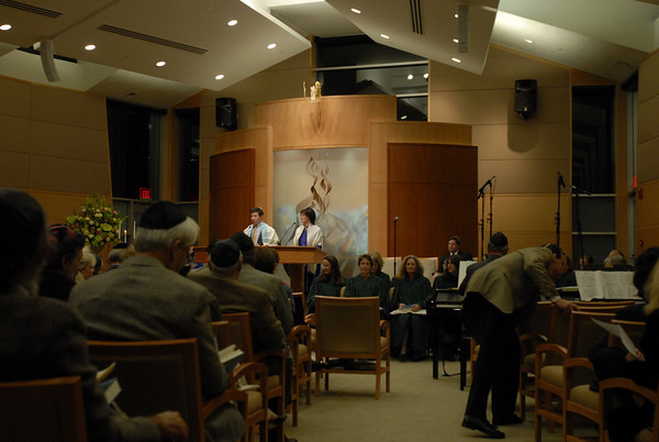 TEMPLE BETH SHALOM  CELEBRATION  10.26.2007