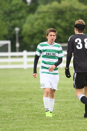Boys u16 - first half