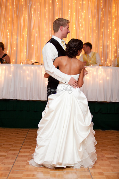 First Dance - Kelli and Brian