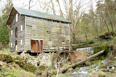 BECK'S MILL