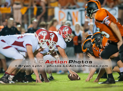 Loudon at LC - Battle of the Bridge - Aug. 27, 2016