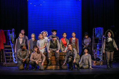 Peter and the Star Catcher Thurs Show