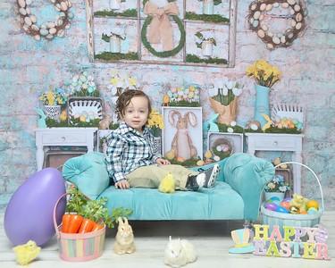 Dante Easter 2020