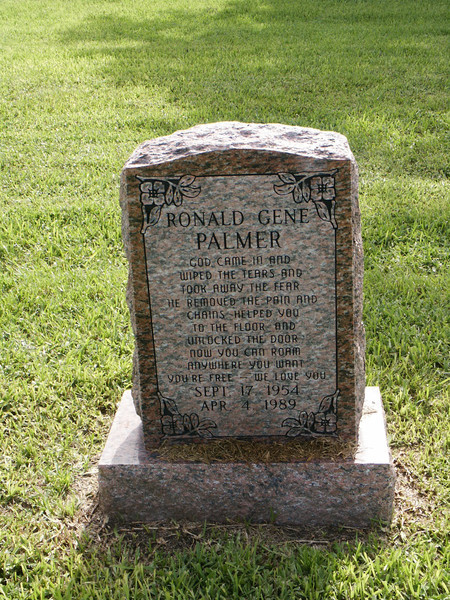 Ronald Gene Palmer