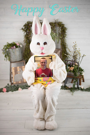 Easter bunny 2020