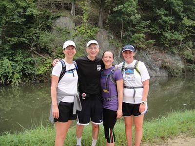 FTM - September 21st 2011 - 16-18 Mile Training Run