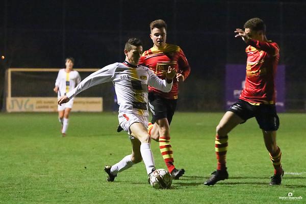 30/11/2019: Eerste Elftal KVV Laarne-Kalken - KSV Melsen