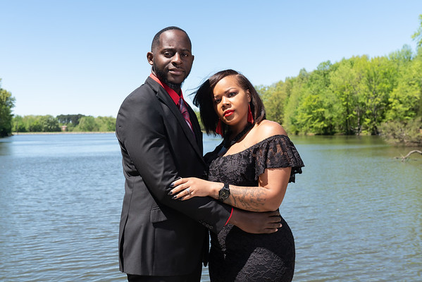 Damion & Shada Engagement Photos