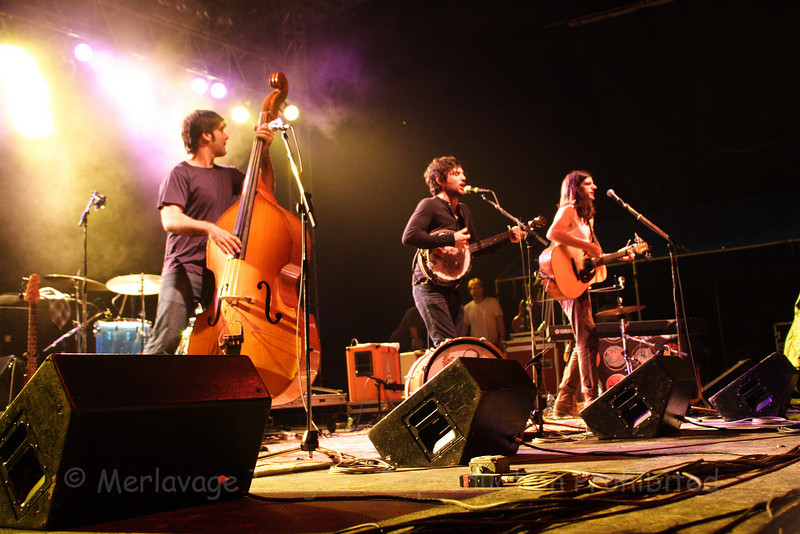 DelFest 2010 - The Avett Brothers