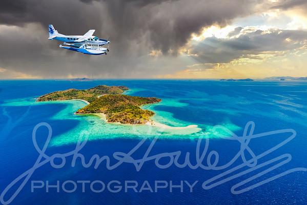 Coron Islands Palawan Aerial Edition 2016