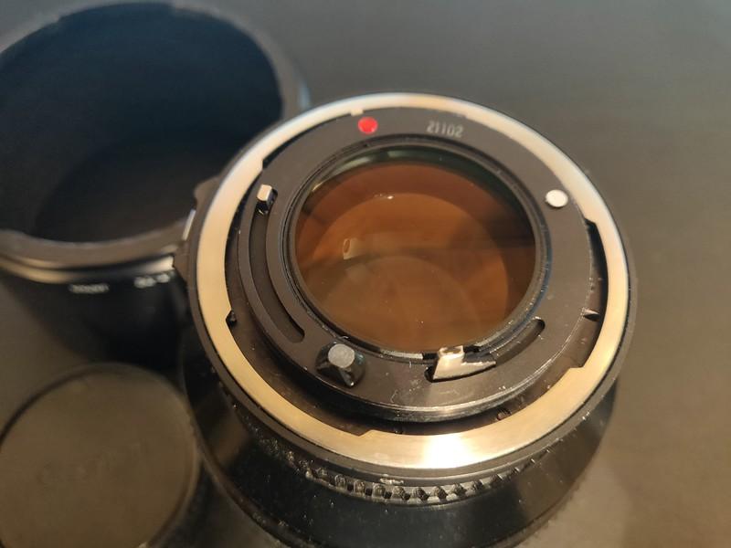 Canon FD 85 1.2 L - Serial Z1102 & 26107 008.jpg
