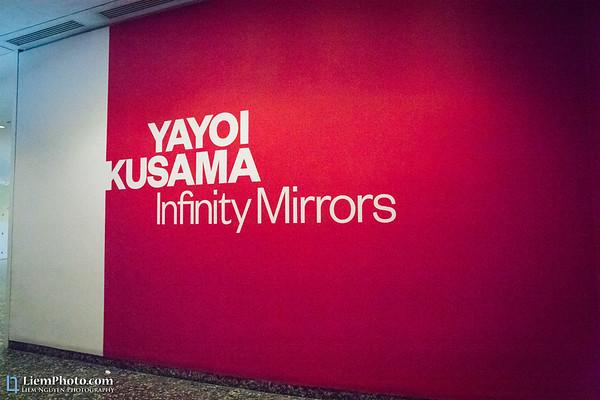 2017.05.09 | Yayoi Kusama: Infinity Mirrors Exhibit