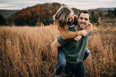 Katrina and Zach | Engaged