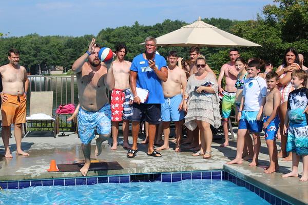 August 26 - Pool Games