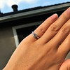 0.78ct Round Brilliant Diamond Bridal Set by Cartier 59