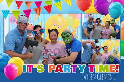Jayden's 1st Birthday 9.14.19