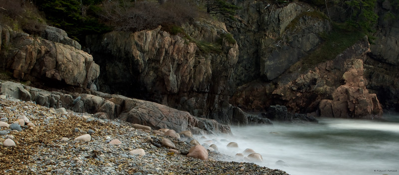 Crooksy Road/Point. A little known yet beautiful spot recommended by a Boston area photog I met up at Acadia