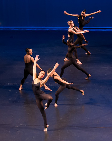 LaGuardia 2013 Senior Dance Showcase