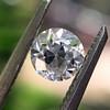 .52ct Old European Cut Diamond, GIA F VS2 9