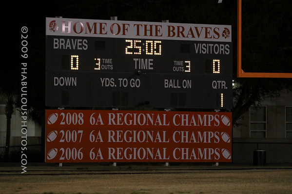 Seminole @ Boone - 09 GV LAX