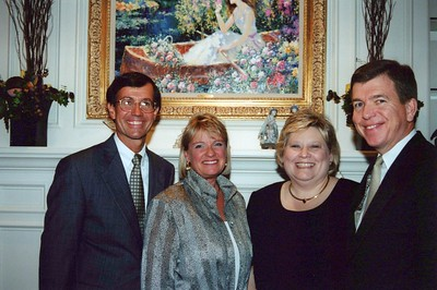 9-11-1999 Cong. Roy Blunt Fundraiser @ Lance & Sharon Beshore