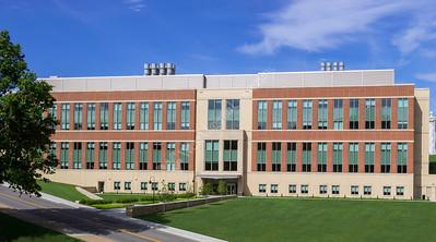 32332 Exterior, Interior New Ag. Sciences Building, Evansdale Campus August 2016