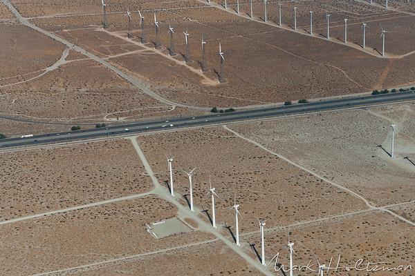 California Wind Farms
