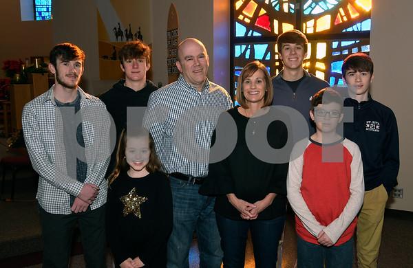 O'Grady Family 1-6-18