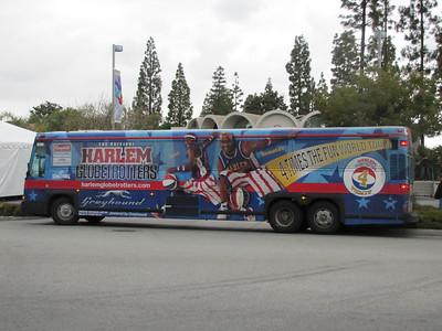 Harlem Globetrotters at HoJo Anaheim - 2/25/11