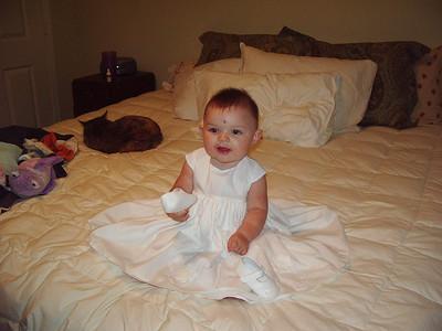 Baby Haley, May 13, 2006