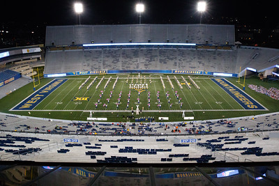 2015 MHS Band Spectacular - Halftime