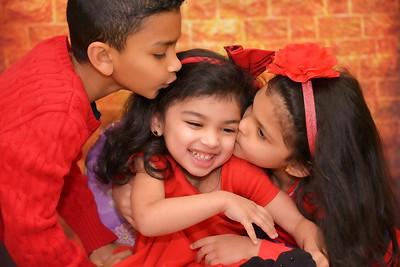 Persaud Family 2018