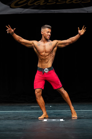 JUNIOR MEN'S PHYSIQUE