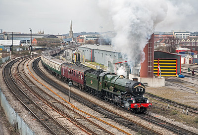 Steam on UK Main Lines