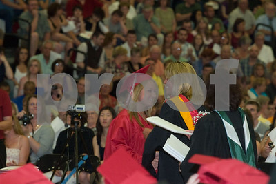 Whitehall High School 2011 Graduation