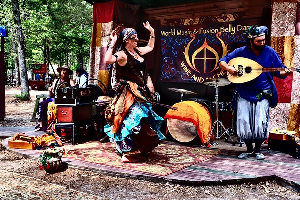 Wine and Alchemy at Sherwood Forest Faire 2017