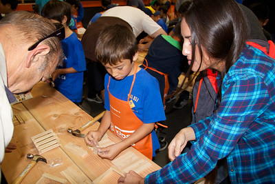 Den 9 Home Depot Workshop 2014-11