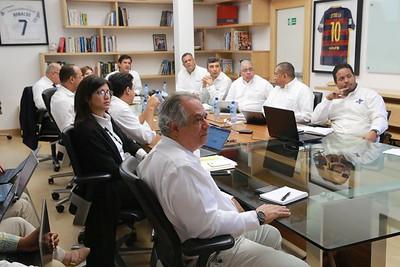 Reunion Julio Consejo y Equipos Comercial