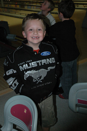 Nathan's 7th birthday 2008