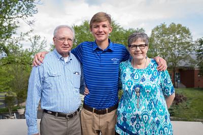 9th Grade Grandparents Day - Apr 2019