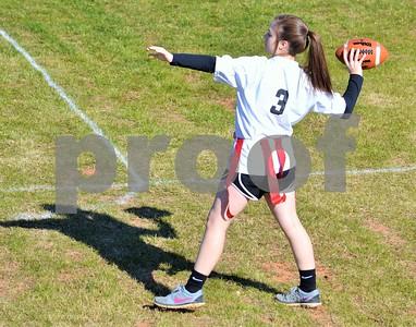 12/16/17 ETCA Girls' Flag Football by Crystal Hill