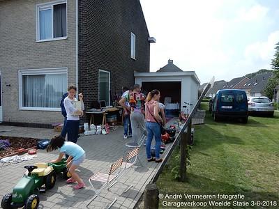 20180603 Garageverkoop Weelde-Statie