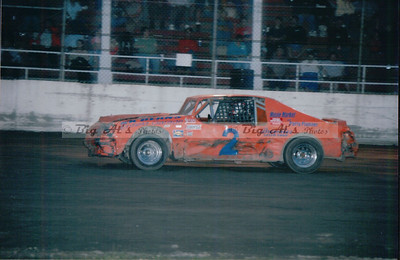Canaan Dirt Speedway Mini Stocks 2008-2009