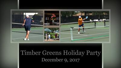 Timber Greens Tennis