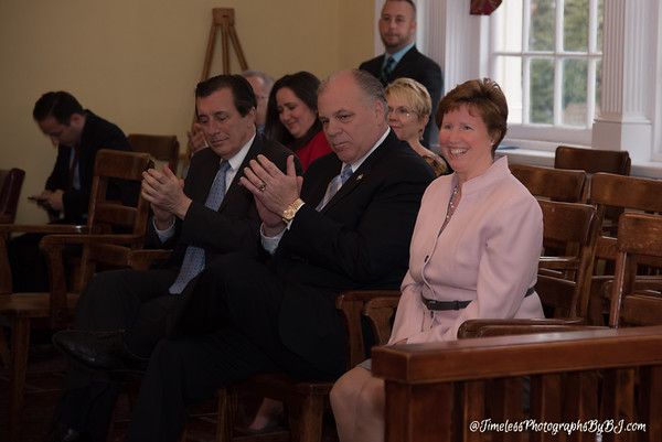 Salem County Honors Freeholder Acton