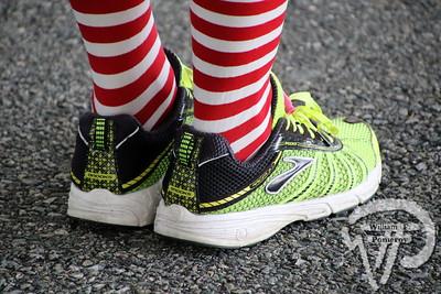 SANTA STAMPEDE — 5th running