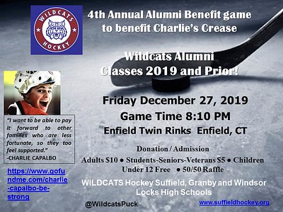 2019_12_27 Wildcats 4th Annual Alumni Benefit game