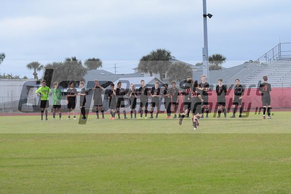 Boys JV Soccer 12.11.19