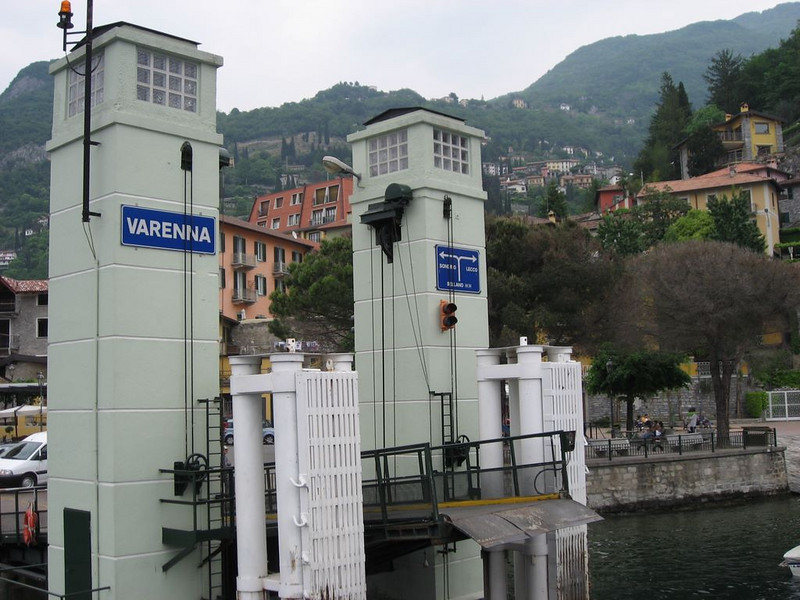 Varenna, Italy! Varenna is a tiny town located on Lake Como