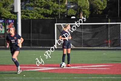 2019-10-02 SHA JV Girls Soccer vs Bethlehem
